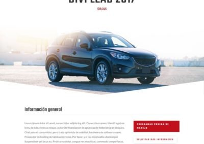Vendedor coches – concesionario